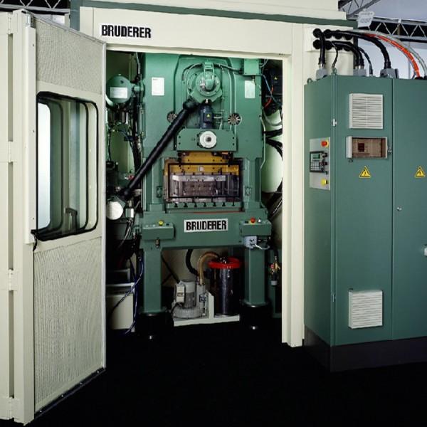 Acoustic Enclosures for presses