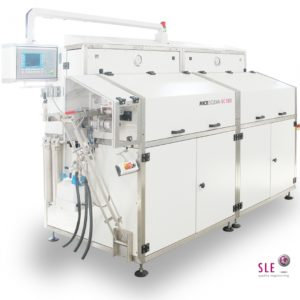 Process cleaning systems