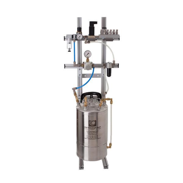 Spray Lubrication System