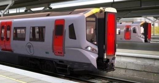 CAF trains