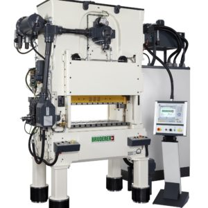BRUDERER High Speed Stamping Press